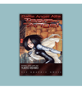 Battle Angel Alita Vol. 02: Tears of an Angel 1999