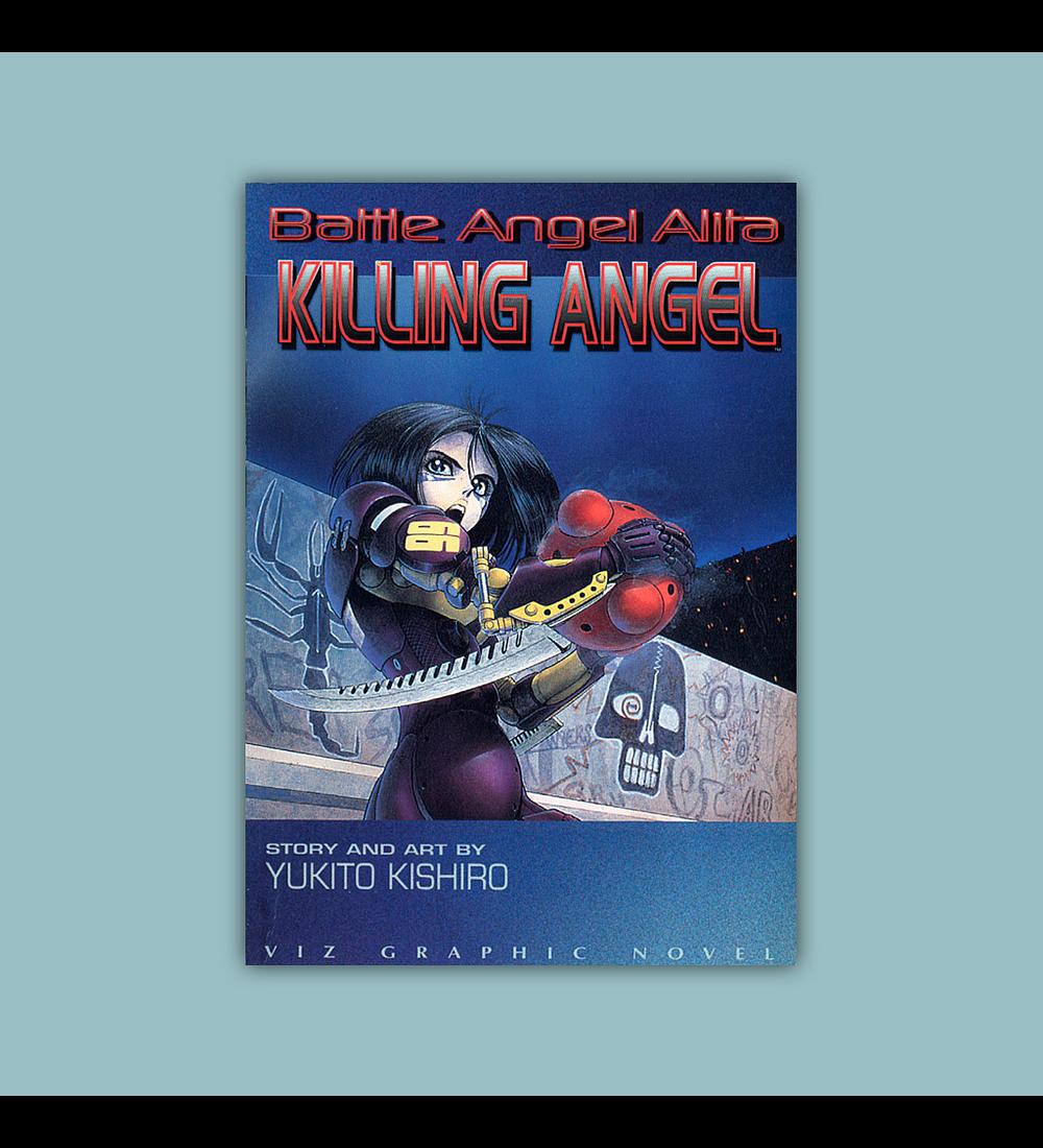 Battle Angel Alita Vol. 03: Killing Angel 1995
