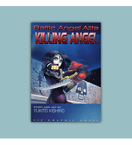 Battle Angel Alita Vol. 03: Killing Angel 1995