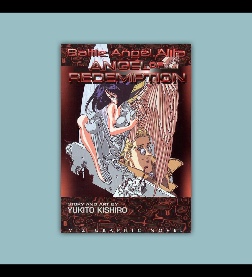 Battle Angel Alita Vol. 05: Angel of Redemption 1998