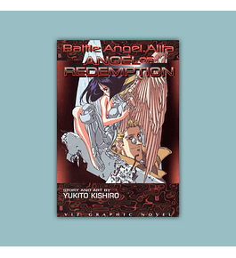 Battle Angel Alita Vol. 05: Angel of Redemption 1998