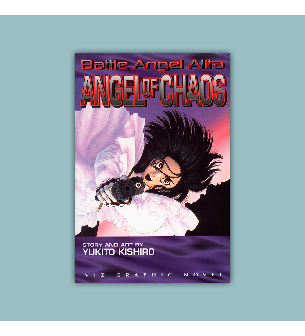 Battle Angel Alita Vol. 07: Angel of Chaos 1997