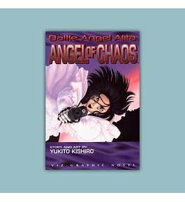 Battle Angel Alita Vol. 07: Angel of Chaos 1997