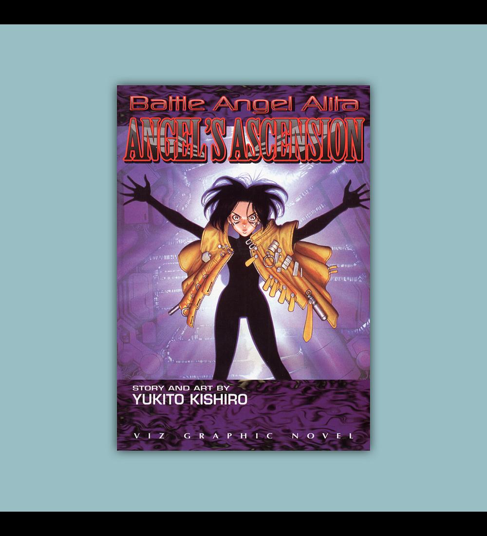 Battle Angel Alita Vol. 09: Angel's Ascencion 1998