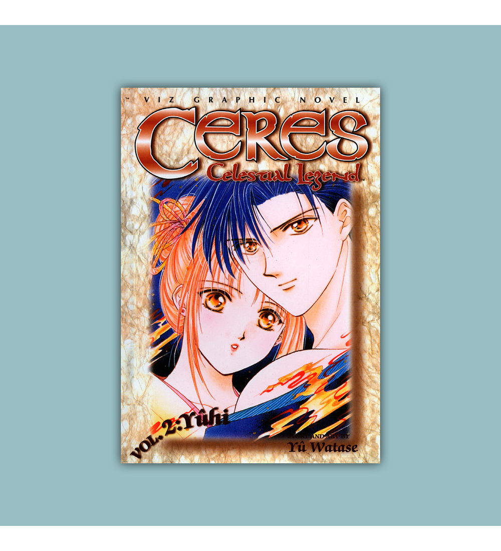 Ceres, Celestial Legend Vol. 02: Yûhi 2002