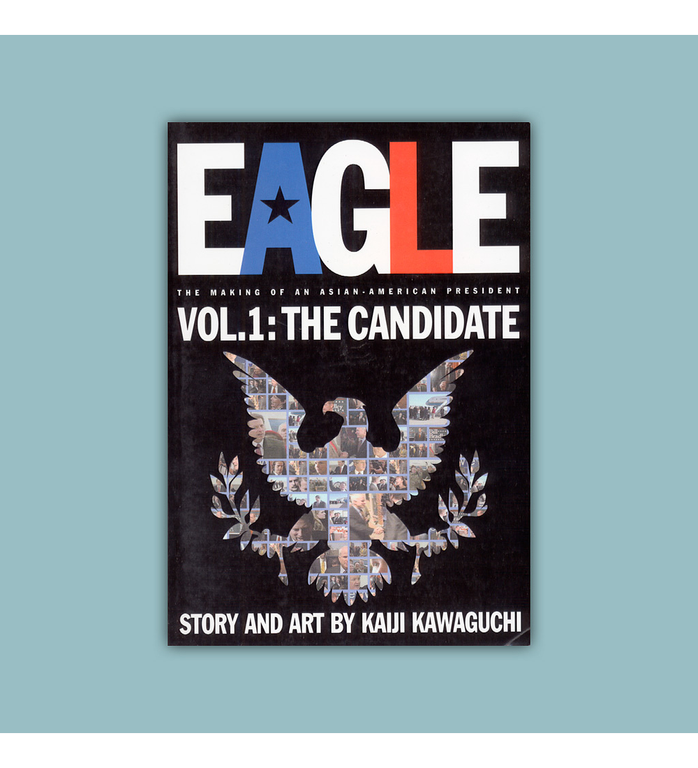 Eagle Vol. 01: The Candidate GN 2000