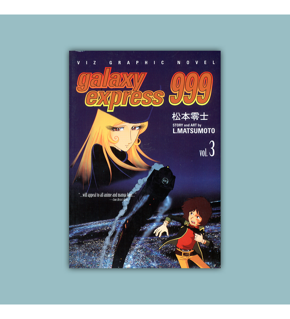 Galaxy Express 999 Vol. 03 2000