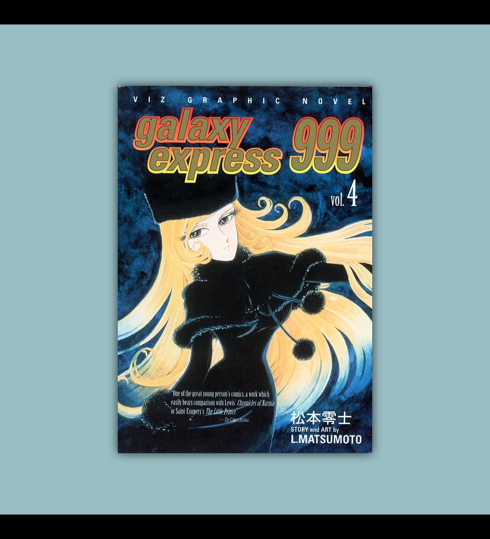 Galaxy Express 999 Vol. 04 2001