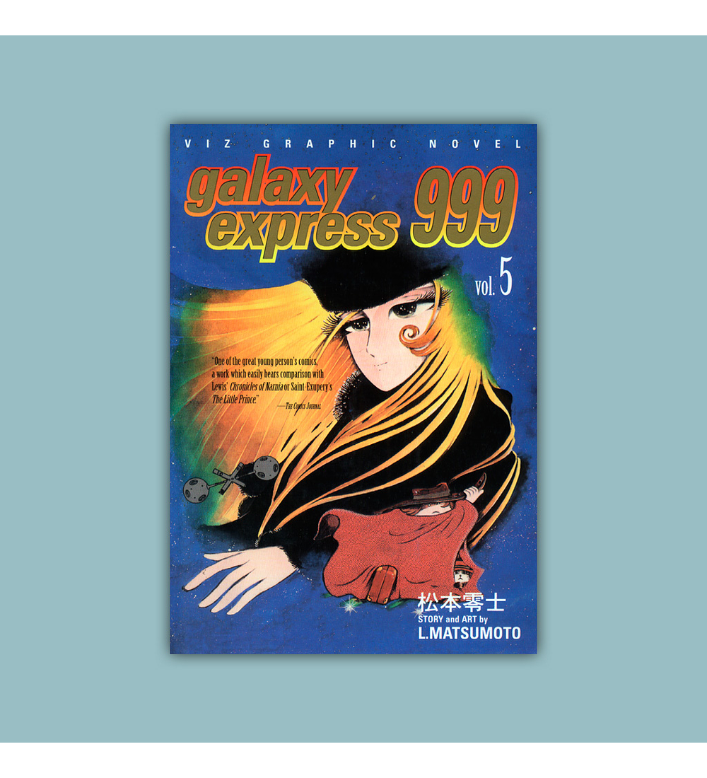 Galaxy Express 999 Vol. 05 2002