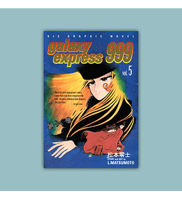 Galaxy Express 999 Vol. 05 2002