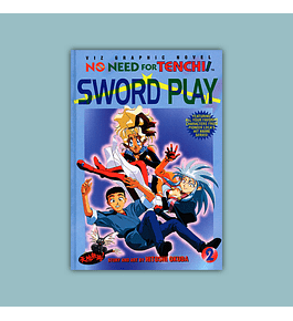 No Need For Tenchi! Vol. 02:  Sword Play 1997