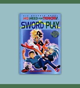 No Need For Tenchi! Vol. 02:  Sword Play 1997