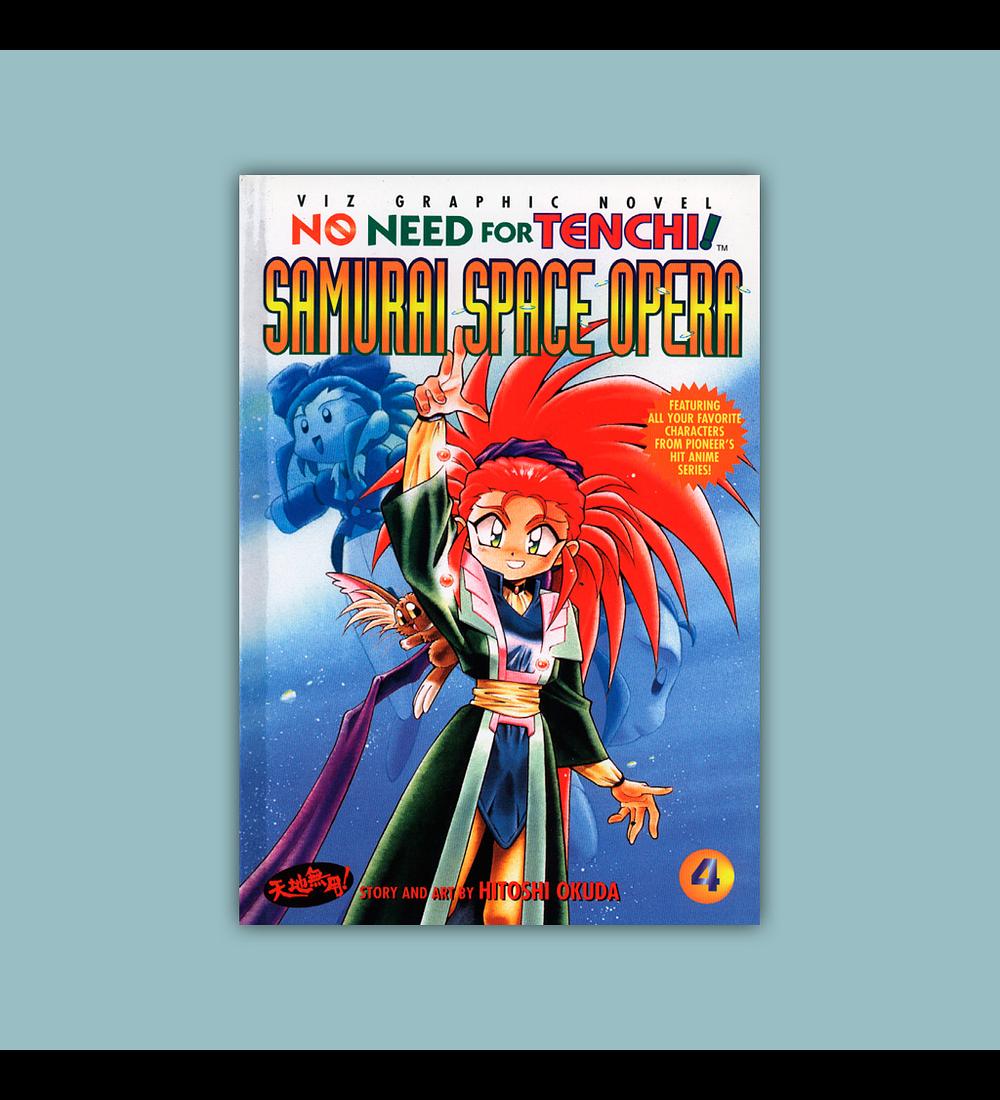 No Need for Tenchi! Vol. 04: Samurai Space Opera 1998