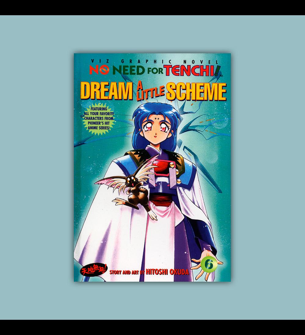 No Need for Tenchi! Vol. 06: Dream a Little Scheme 1999