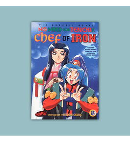 No Need for Tenchi! Vol. 08: Chef of Iron 2000