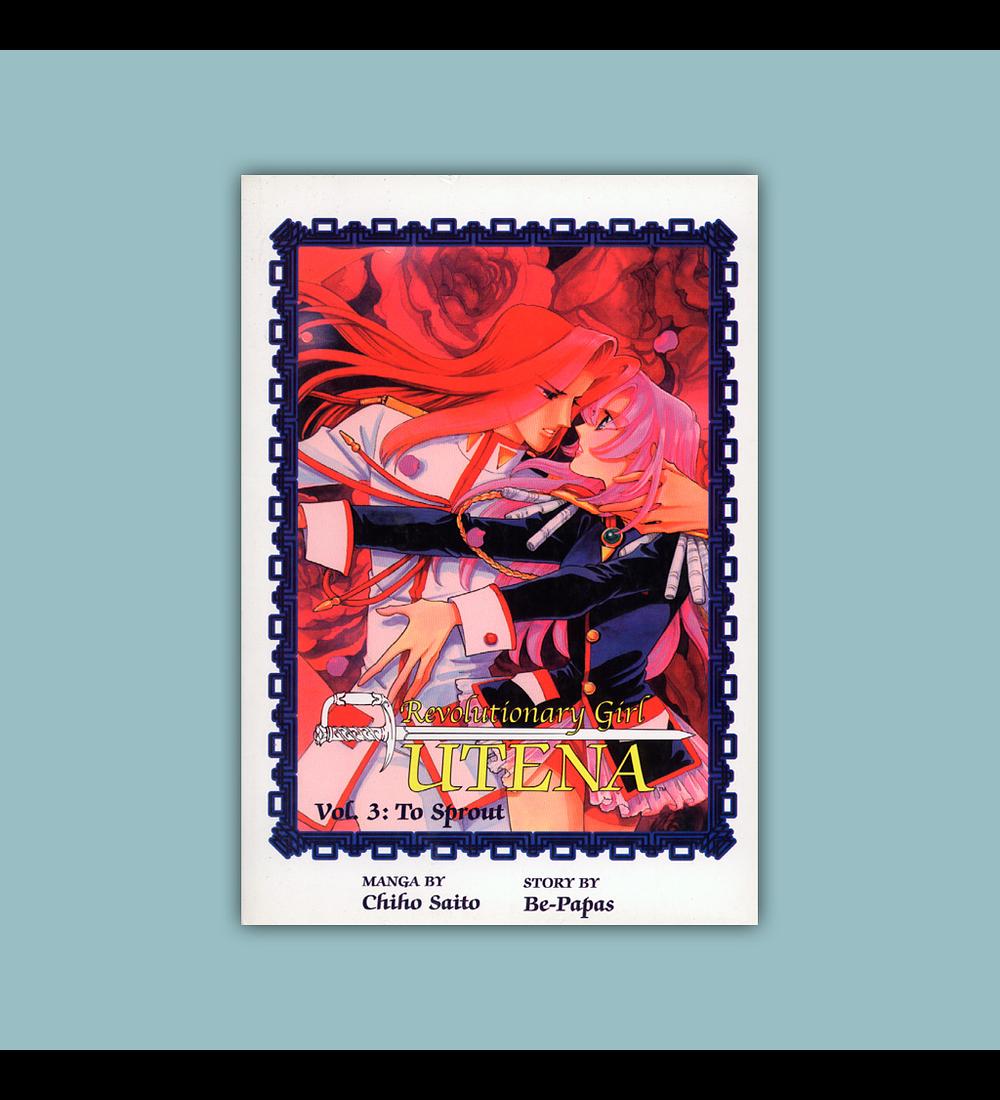 Revolutionary Girl Utena Vol. 03: To Sprout 2003