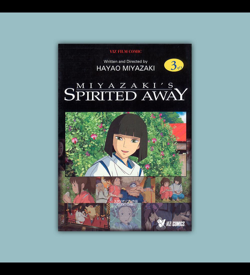 Spirited Away Vol. 03 2002