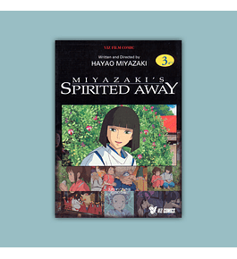Spirited Away Vol. 03 2002