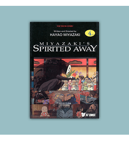 Spirited Away Vol. 04 2002