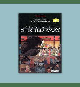 Spirited Away Vol. 04 2002