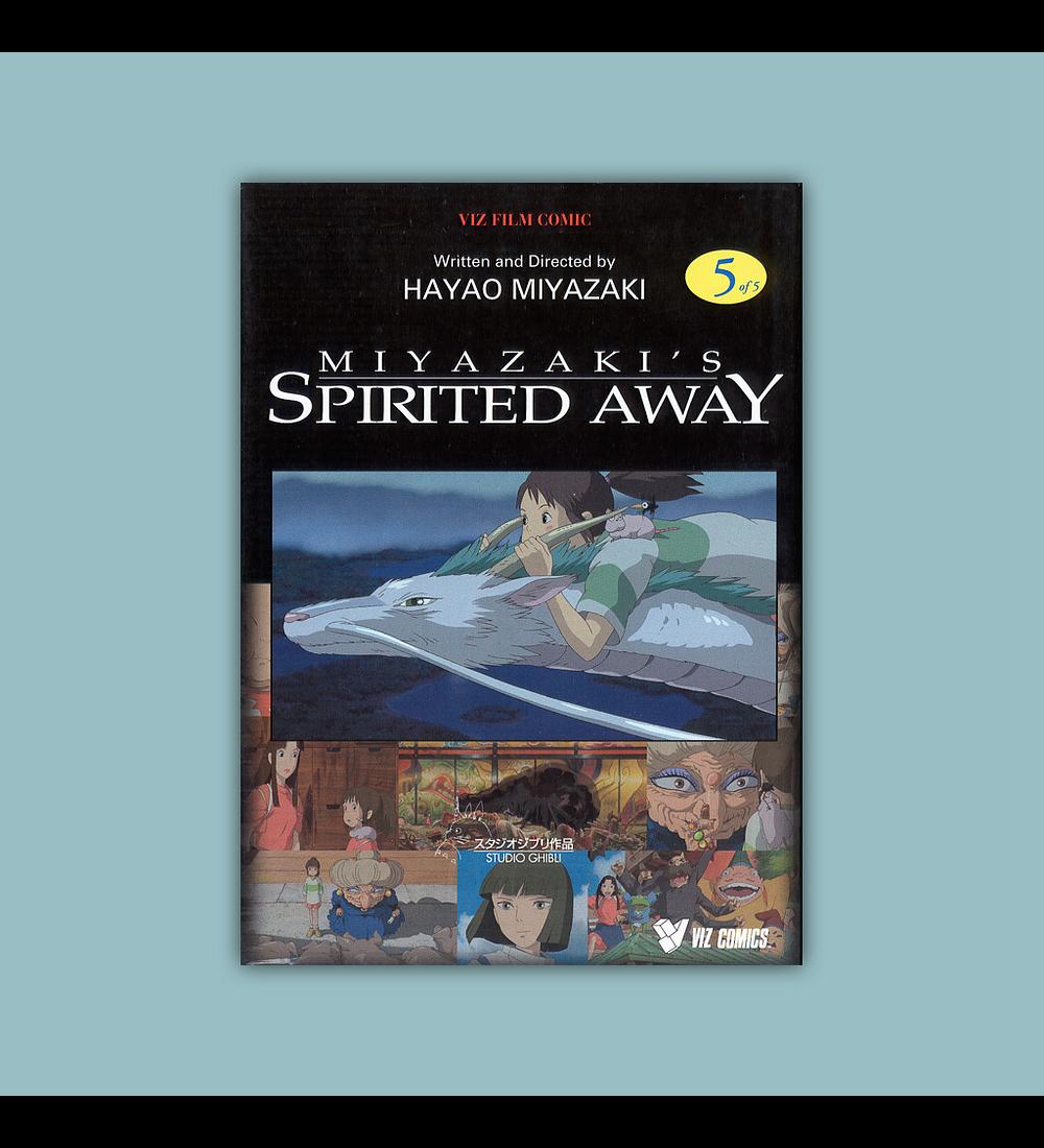 Spirited Away Vol. 05 2002