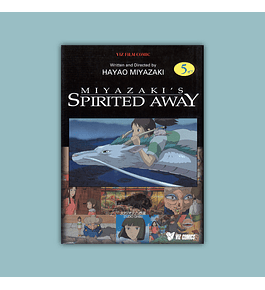 Spirited Away Vol. 05 2002