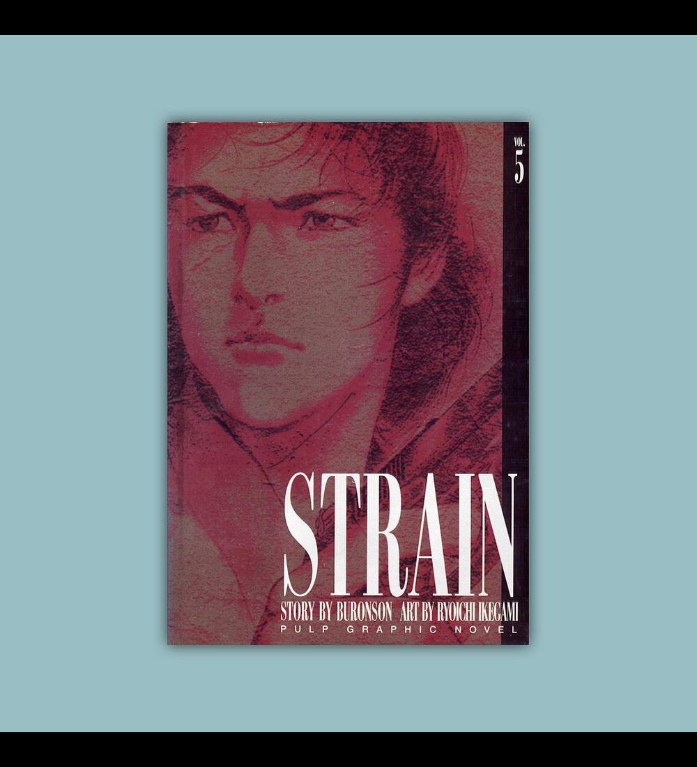 Strain Vol. 05 2001