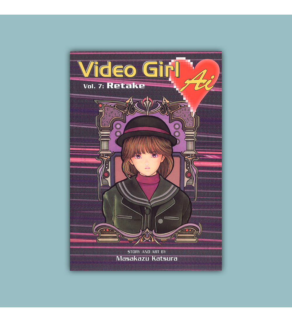 Video Girl Ai Vol. 07: Retake 2004