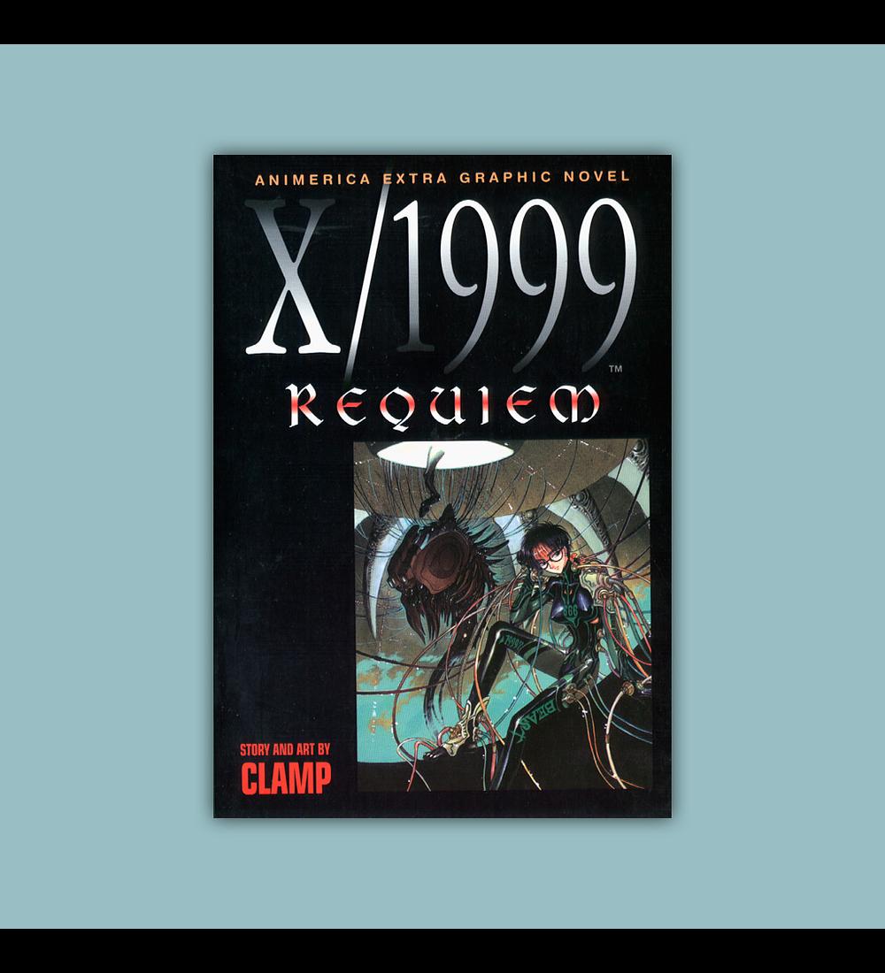 X/1999 Vol. 09: Requiem 2002