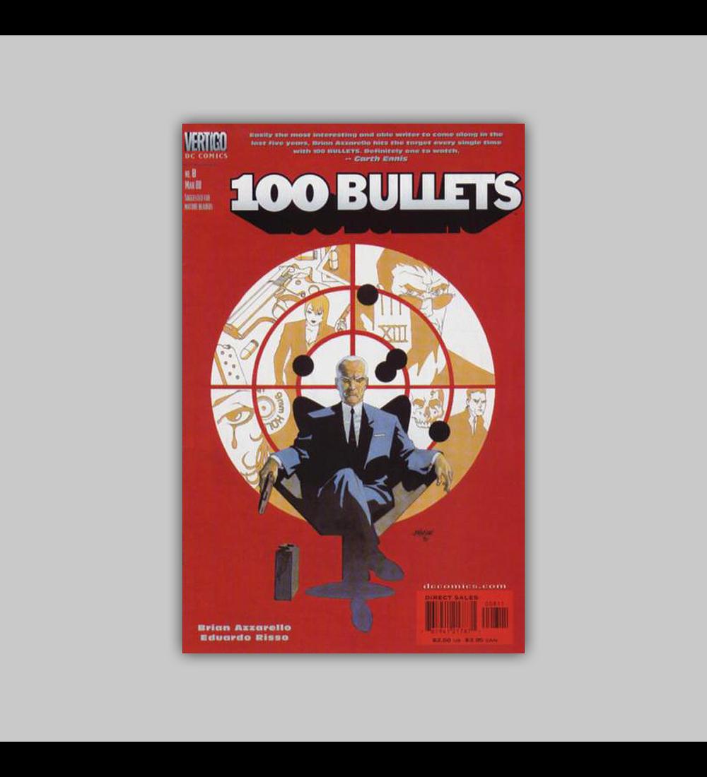 100 Bullets 8 2000