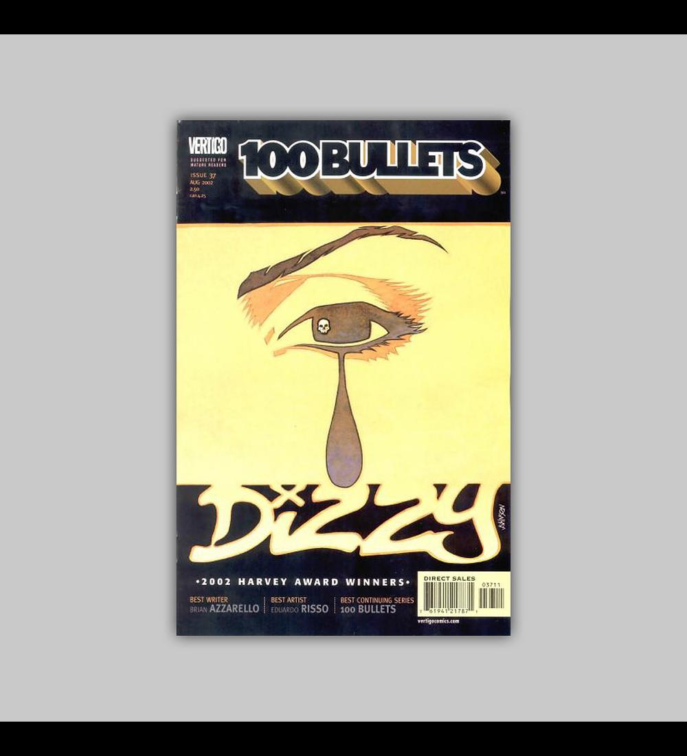 100 Bullets 37 2002