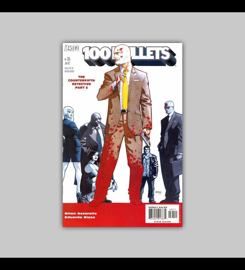 100 Bullets 35 2002