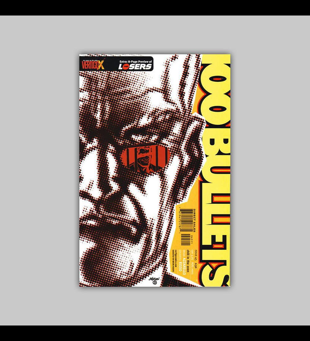100 Bullets 45 2003
