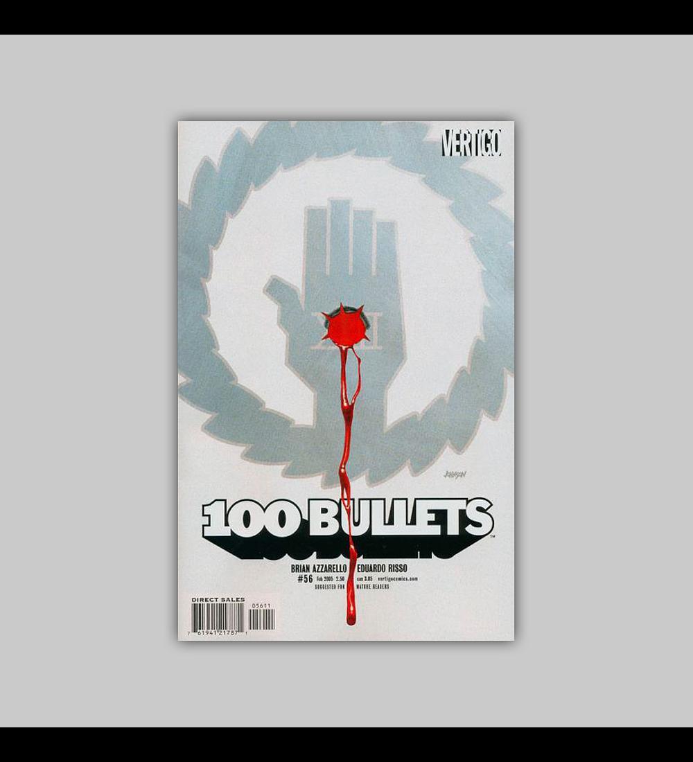 100 Bullets 56 2005
