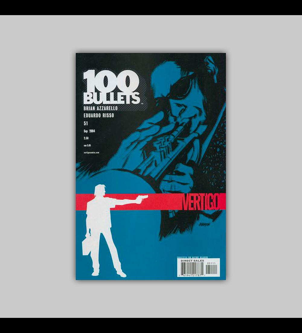 100 Bullets 51 2004