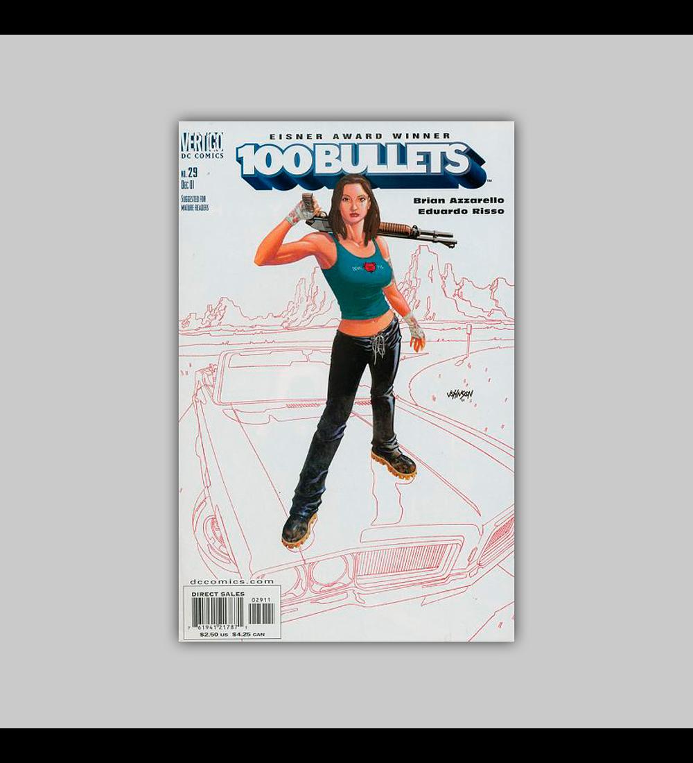 100 Bullets 29 2001
