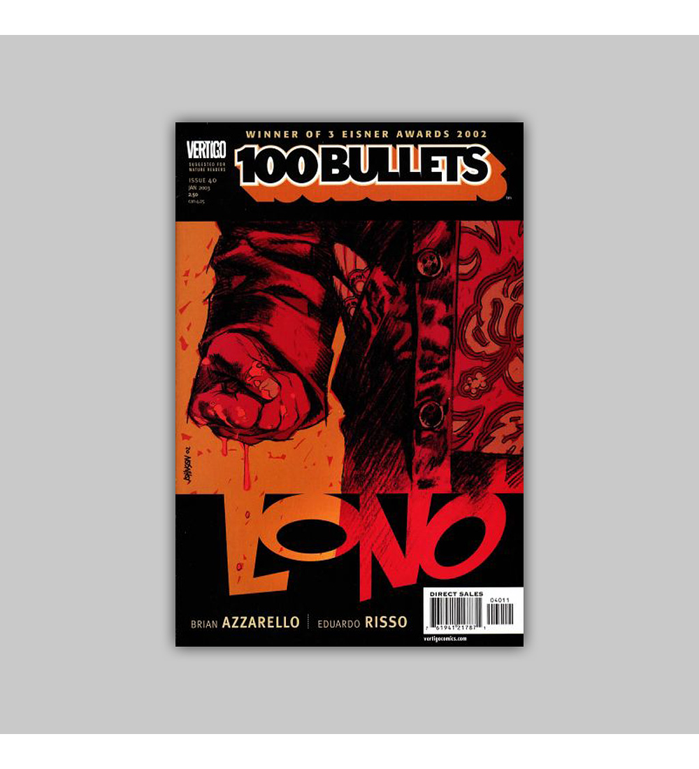 100 Bullets 40 2003