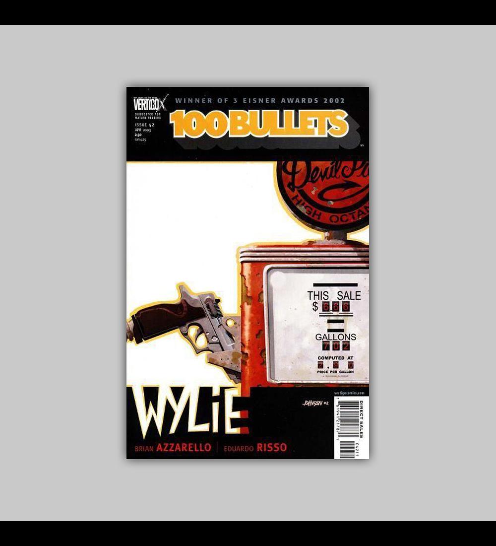100 Bullets 42 2003