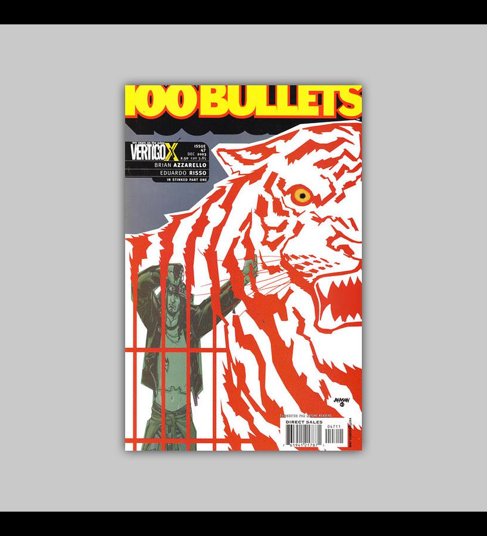 100 Bullets 47 2003