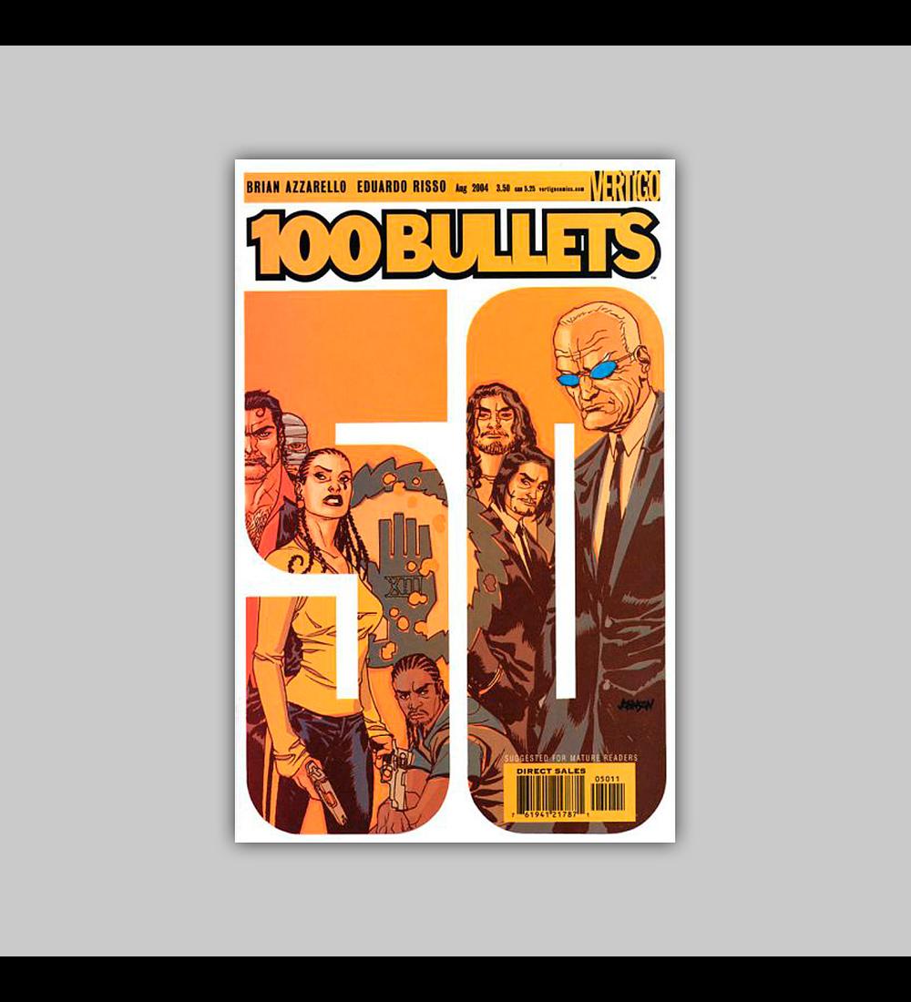 100 Bullets 50 2004