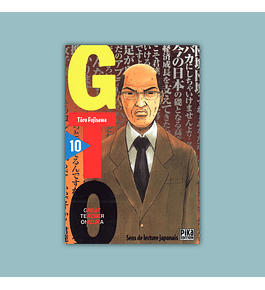 GTO: Great Teacher Onizuka Vol. 10 2001
