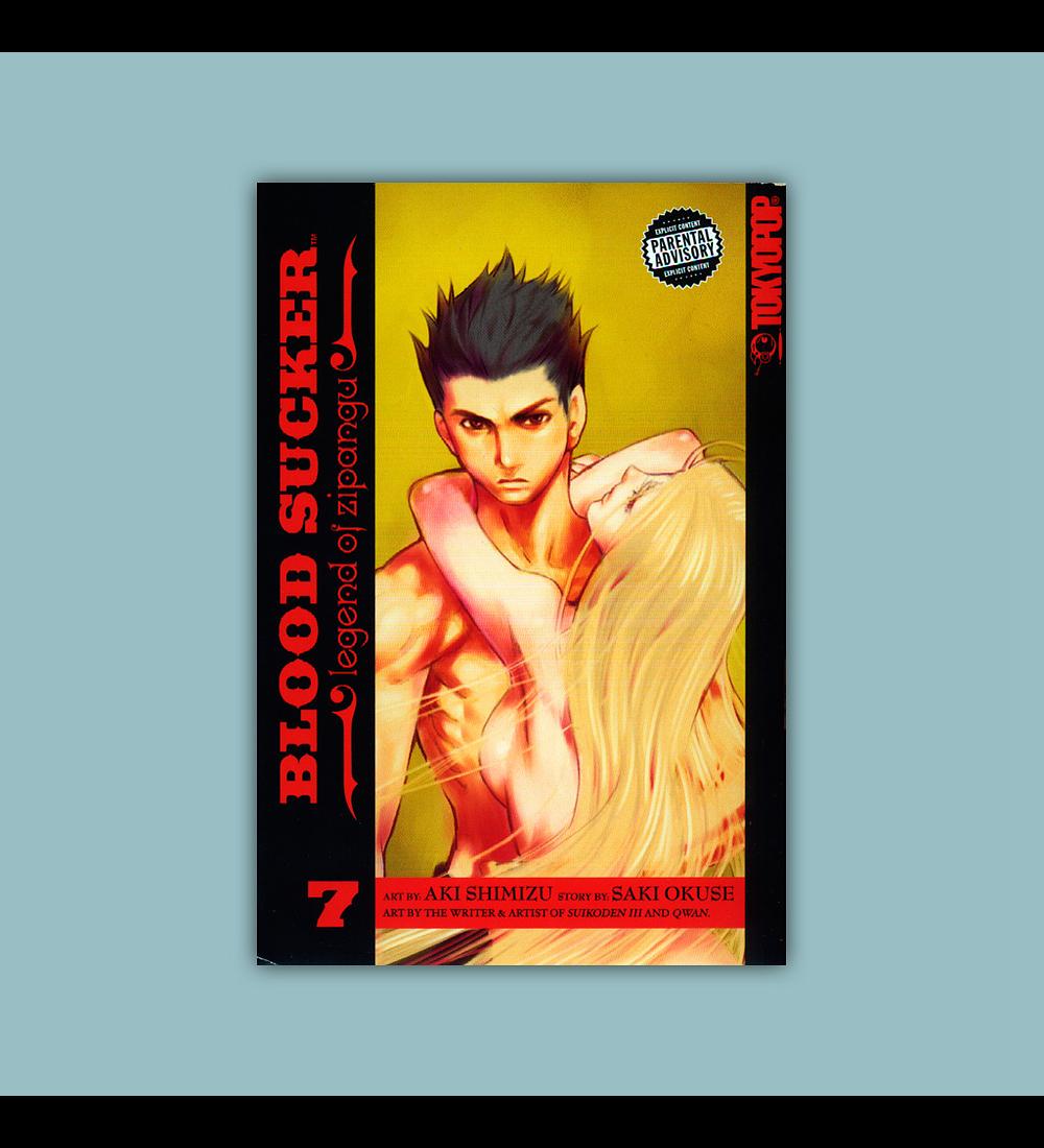 Blood Sucker: Legend of Zipangu Vol. 07 2008