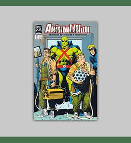 Animal Man 9 1989