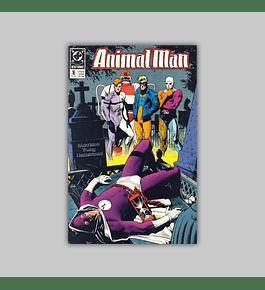 Animal Man 16 1989