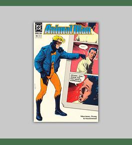 Animal Man 19 1990