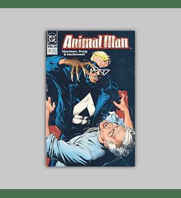 Animal Man 21 1990