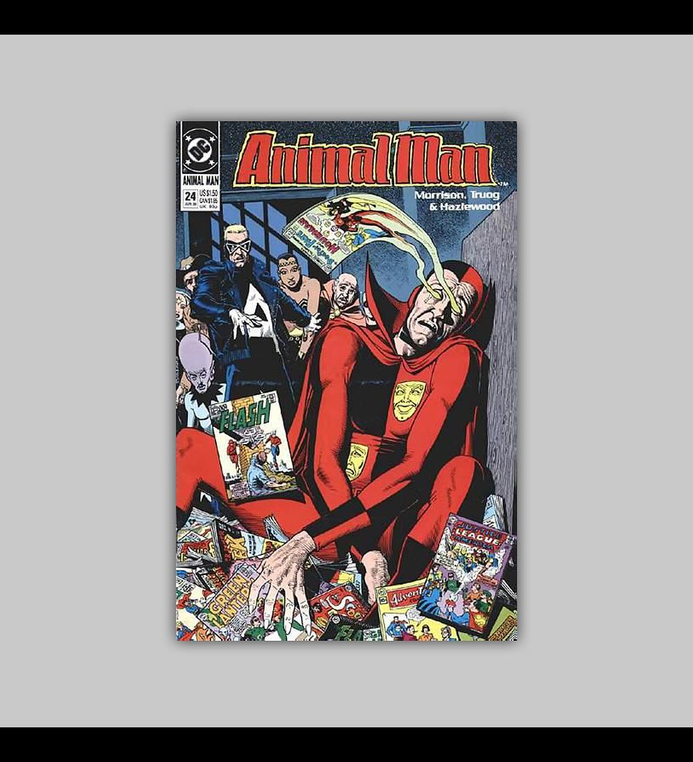 Animal Man 24 1990