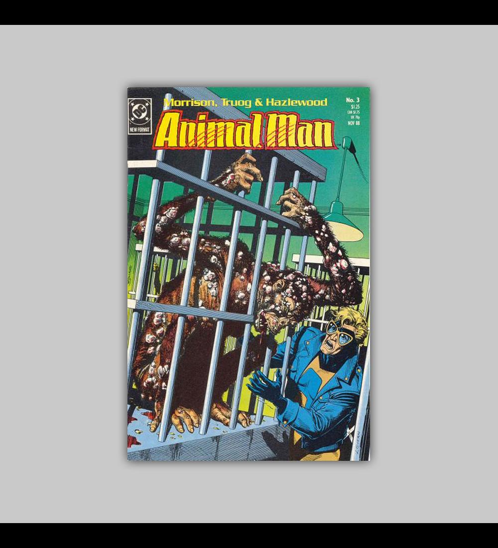 Animal Man 3 1988