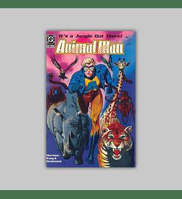 Animal Man 1 1988