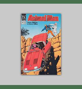 Animal Man 29 1990